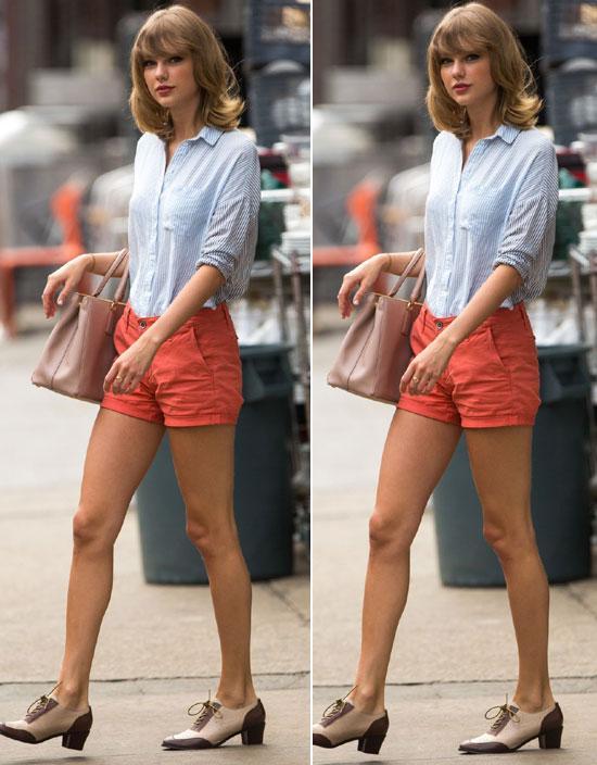 Mix đồ mùa hè xinh tươi như cô nàng Taylor Swift - Ảnh 9