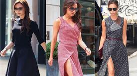 Bộ sưu tập váy quyến rũ và thanh lịch của Victoria Beckham