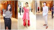 Lâm Chi Khanh mặc váy nhăn nhúm đi dự sự kiện
