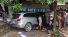 Hà Nội: Xe Santafe mất lái lao qua đám cưới, 3 người bị thương
