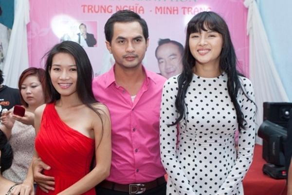 6 diễn viên Việt bị bóc mẽ chuyện 'ngoại tình' - Ảnh 5