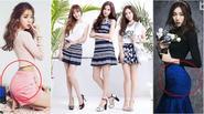 Loạt kiều nữ Hàn bị photoshop lộ liễu