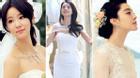 6 mỹ nhân Hoa ngữ đọ sắc trong váy cưới