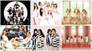 Nhóm nhạc và những chiêu thức chinh phục ngôi vị nữ vương Kpop
