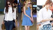 Diện thời trang hè cực dễ thương như Yoona