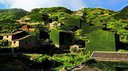 Làng chài bỏ hoang đẹp như tranh vẽ ở Chiết Giang