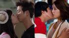 Những nụ hôn bất ngờ trên màn ảnh Hàn
