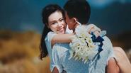 Ảnh cưới tại đảo ngọc của cặp đôi Hà thành