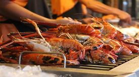 Thưởng thức hải sản giá rẻ tại Thái Lan