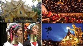 Những thành phố du lịch nổi tiếng nhất Thái Lan