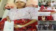Xót lòng người mẹ ung thư gan giai đoạn cuối vẫn gắng sức sinh con