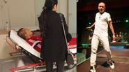 Tuấn Hưng kiệt sức nhập viện sau đêm diễn tại Đức