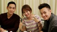 Hari Won cười tít mắt khi được Ngô Kiến Huy tổ chức sinh nhật
