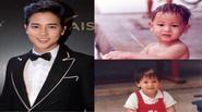Ảnh thời thơ ấu siêu dễ thương của dàn sao Thái Lan