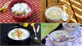 10 món chè ngọt thơm nhờ nước cốt dừa