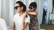 Facebook 24h: Thanh Hằng được con gái Bình Minh đấm bóp- Diễm Hương tung ảnh cưới