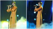 Hoàng Yến Chibi lại 'gây sốt' khi vừa hát vừa thổi sáo