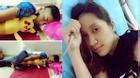Facebook24h: Khánh Thi mệt mỏi, khó ngủ ở tháng cuối của thai kỳ