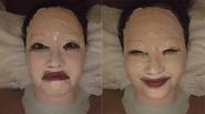 """Facebook24h: Hốt hoảng với khuôn mặt """"thấy gớm"""" của Ốc Thanh Vân"""