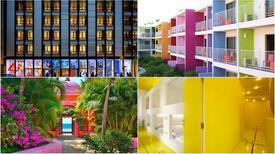 Những khách sạn lòe loẹt nhất thế giới
