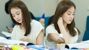 Kim Tae Hee đẹp không tì vết ở tuổi 35