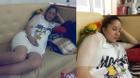 Cận mặt mộc bầu bĩnh của Khánh Thi ở tháng cuối của thai kỳ