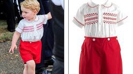 Trang phục Hoàng tử nhí bán 'cháy hàng' trong vài giờ