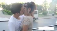 Sốc với clip chàng trai hôn hàng loạt các cô gái đẹp với... 500K