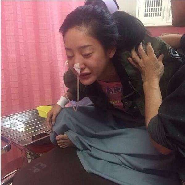 Minh tinh Thái Lan uống thuốc tự tử vì bị chồng ruồng rẫy