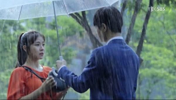 Top 6 cảnh quay dưới mưa ngọt ngào trên màn ảnh Hàn