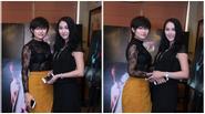 Phi Thanh Vân ngưỡng mộ tài năng của Tinna Tình