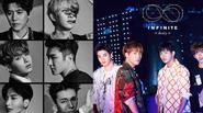 Điểm danh các nhóm nhạc Kpop trở lại vào nửa cuối tháng 7