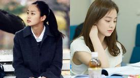 Những sao nữ Hàn xinh đẹp hơn theo thời gian