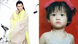 Phát sốt với vẻ đẹp nữ tính lúc nhỏ của 'Sát Thiên Mạch'