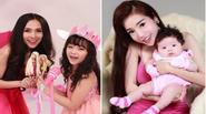 Chuyện buồn vui ít biết của các nhóc tì nổi tiếng nhà sao Việt