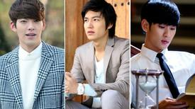 Những mỹ nam sành điệu và quyến rũ nhất màn ảnh Hàn