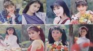 Xem hậu trường chụp ảnh lịch của Diễm Hương năm 1990