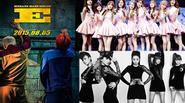 Big Bang, SNSD, Wonder Girls, khi những huyền thoại trở lại