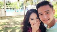 Hé lộ hậu trường chụp ảnh cưới của Tú Vi - Văn Anh