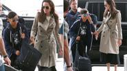 Pax Thiên tỏ ra chững chạc, xách đồ cho mẹ Angelina Jolie