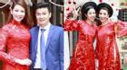 Ngọc Hân, Hồng Quế xinh tươi bê tráp cho Top 10 Hoa hậu VN 2010