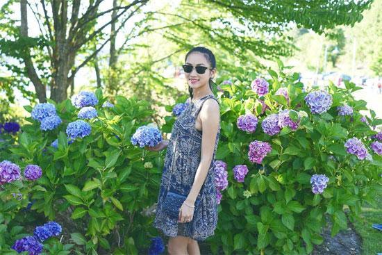 'Chấm điểm' độ sành điệu của vợ Sao nam Việt  ảnh 2