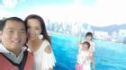 Facebook24h: Gia đình Thúy Hạnh du hí ở Hong Kong