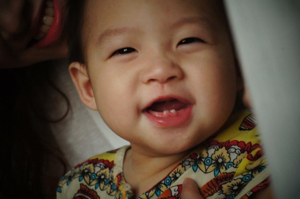 Những hoàng tử bé điển trai, đáng yêu của sao Việt  - Ảnh 34