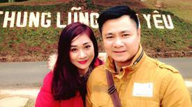 Danh hài Tự Long hạnh phúc khi vợ mang bầu