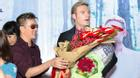 Kyo York phấn khích vì Đàm Vĩnh Hưng đến chúc mừng sản phẩm kỉ niệm 3 năm