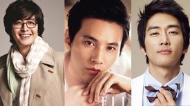Năm 'được mùa' hạnh phúc của 3 mỹ nam series phim 'Bốn mùa'