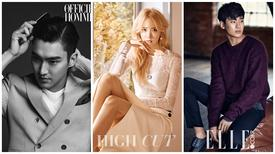 Top 6 ngôi sao Hàn đang 'làm mưa làm gió' tại Trung Quốc