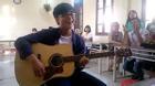 Em trai Sơn Tùng MTP khiến cư dân mạng xao xuyến vì giọng hát truyền cảm
