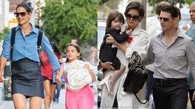 Tom Cruise gần 3 năm không gặp con gái Suri